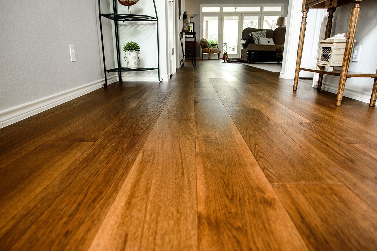 Why is Hardwood Flooring good for your health?