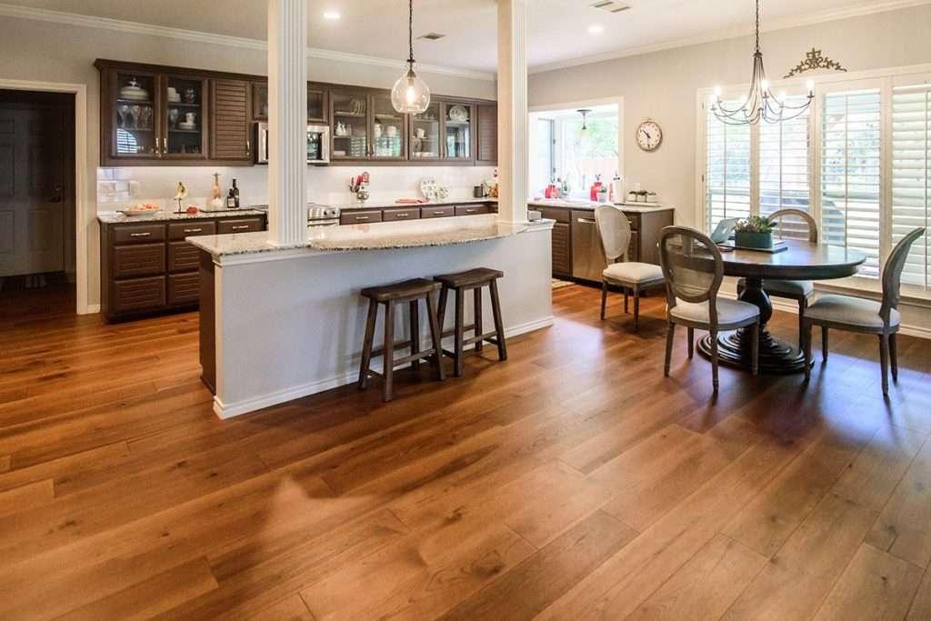 solid wood floor, hardwood floors austin, hickory wood floors