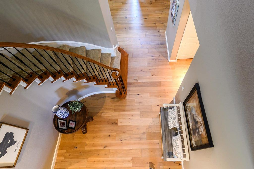engineered hardwood floor, solid hardwood floor