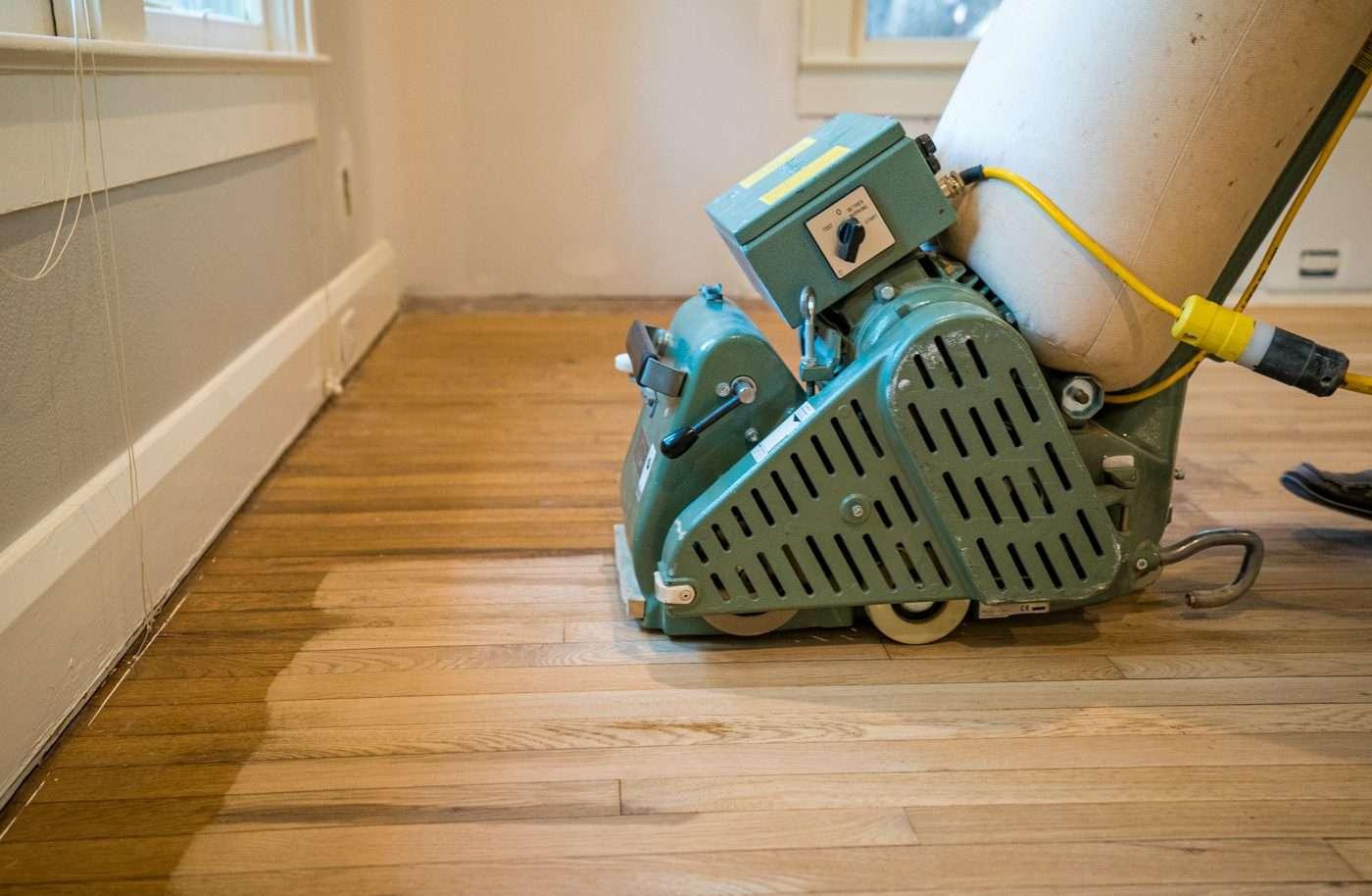 Why Consider Replacing Water-Damaged Hardwood Floors?