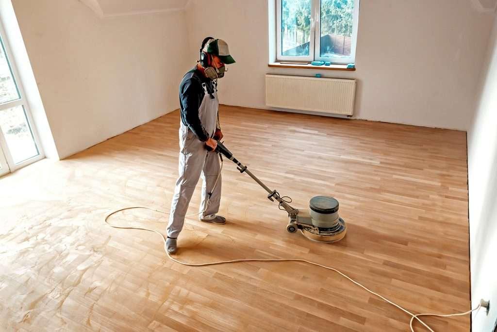 Floor Repair & Restoration