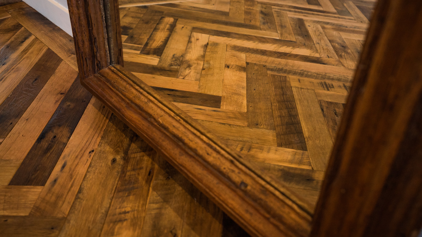 How to Fix Scratches on Engineered Hardwood Floors?