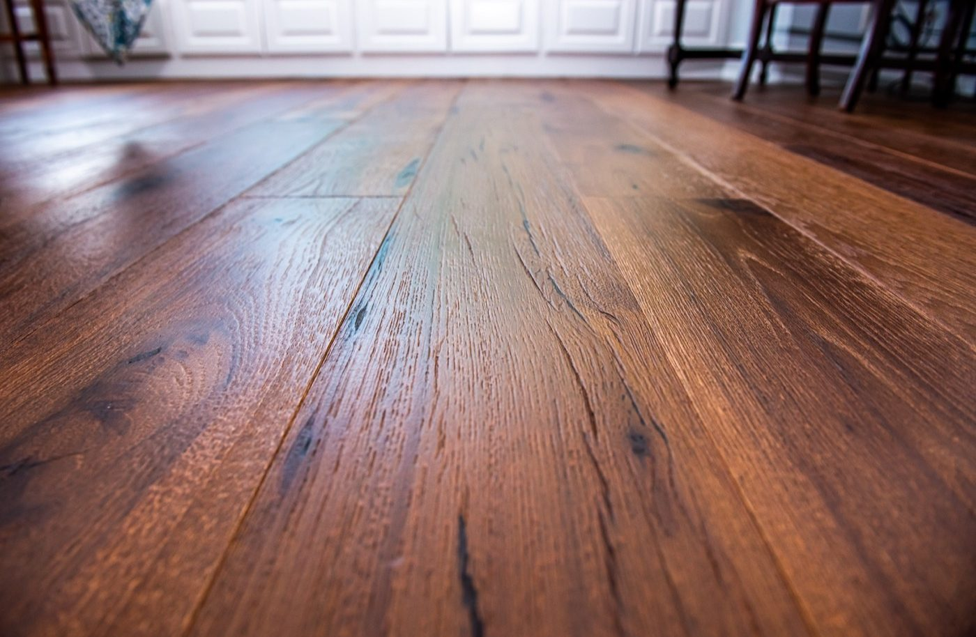 How To Clean Engineered Hardwood Flooring?